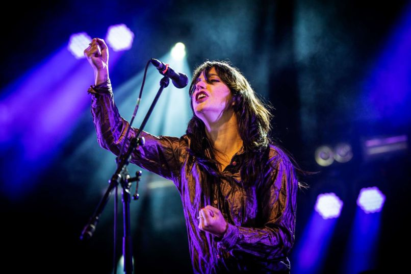 Sharon Van Etten, photo by Christian Hjorth