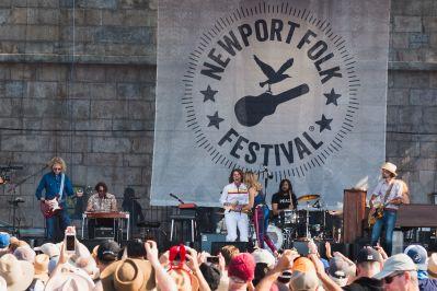 Sheryl Crow Brandi Carlile Newport Folk Festival 2019 Ben Kaye