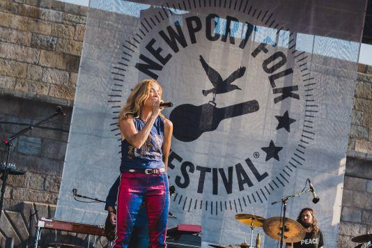 Sheryl Crow Newport Folk Festival 2019 Ben Kaye