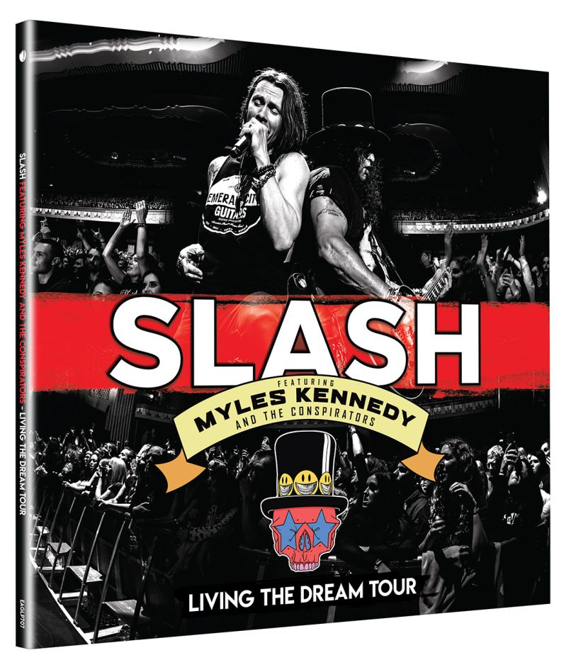 Slash Living the Dream Tour Vinyl