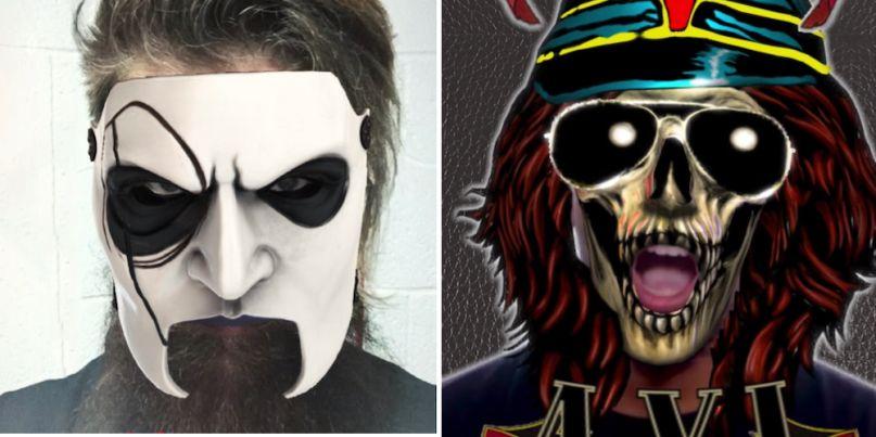 Slipknot and Guns N' Roses Facebook Filters