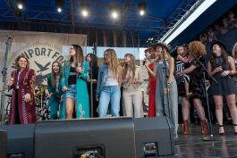 ♀♀♀♀: The Collaboration at Newport Folk Festival 2019