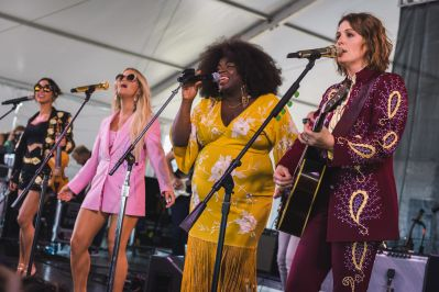 The Highwomen Yola Newport Folk Festival 2019 Ben Kaye