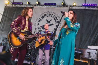The Highwomen Newport Folk Festival 2019 Ben Kaye