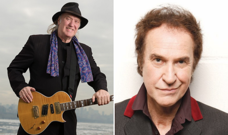 "Ray and Dave Davies are recording new Kinks music with ""the intention"" of a new album"