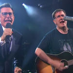 The Mountain Goats This Year The Late Show with Stephen Colbert Sicilian Crest