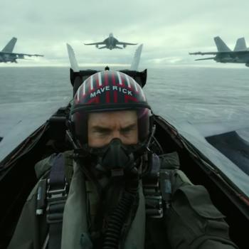 Top Gun Maverick trailer tom cruise sequel