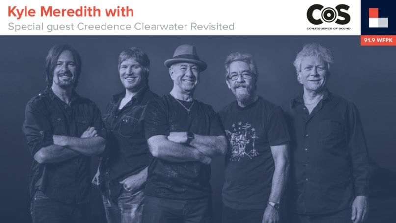 Kyle Meredith With Creedence Clearwater Revisited | Interview | Podcast