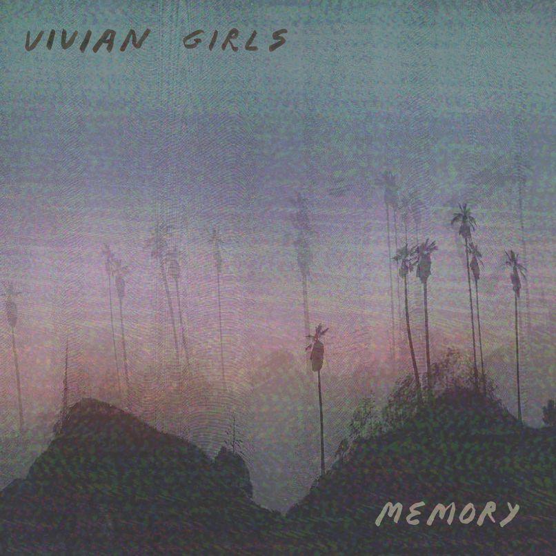 Vivian Girls Memory ArtworkVivian Girls Memory Artwork