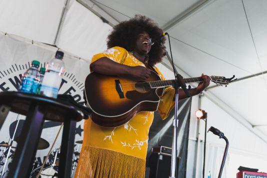 Yola Newport Folk Festival 2019 Ben Kaye