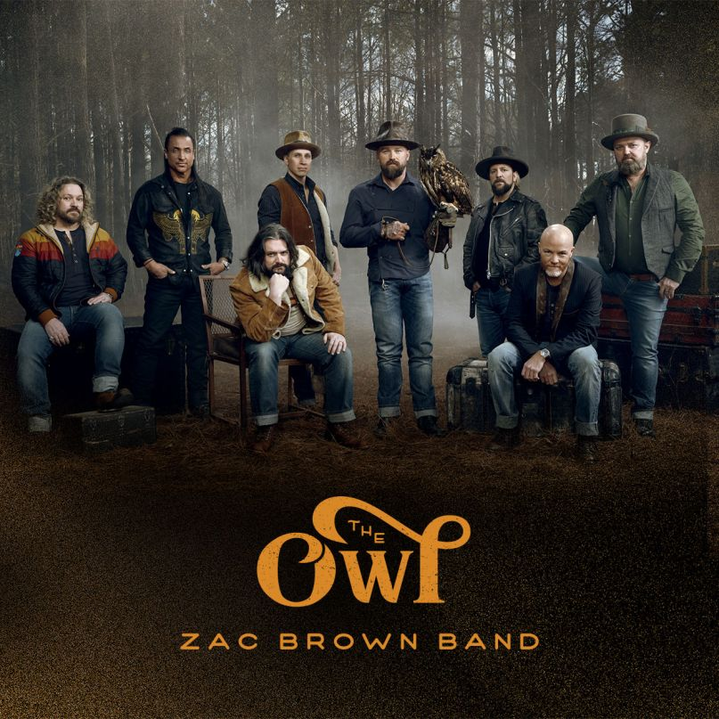 Zac Brown Band Announce New Album The Owl, First Two Singles