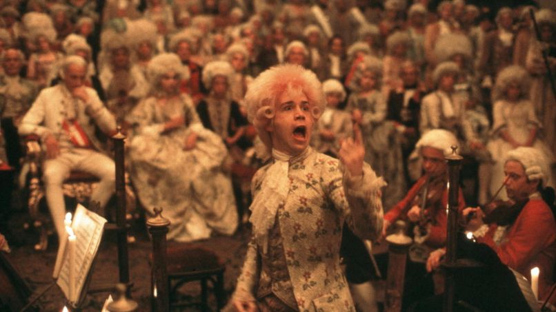 amadeus The 80 Greatest Movies of the 80s