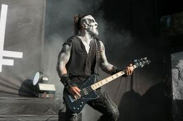 Behemoth at Shoreline Amphitheatre