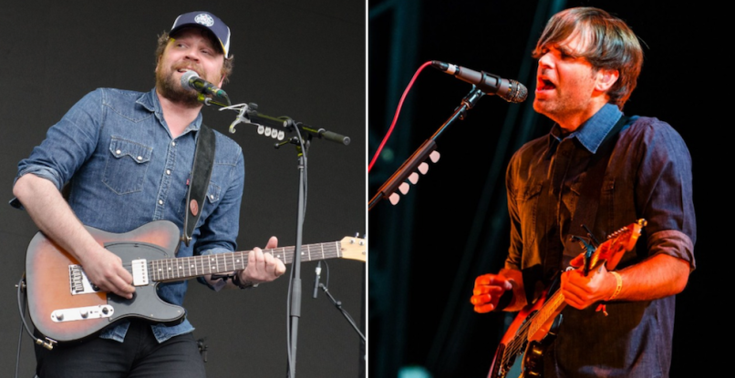 ben gibbard keep yourself warm cover frightened rabbit stream