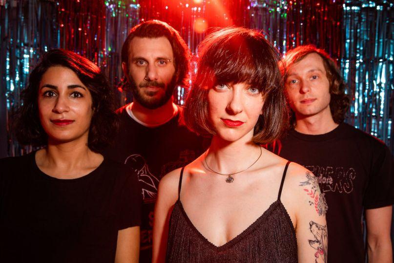 bethlehem steel band new album bad girl