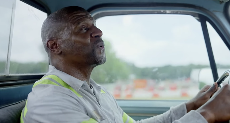 "Terry Crews stars in Brittany Howard's feel-good video for ""Stay High"": Watch"