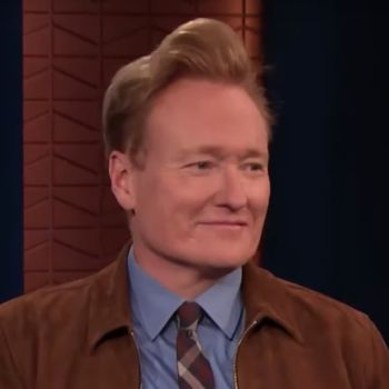 Conan O'Brien wings entire show