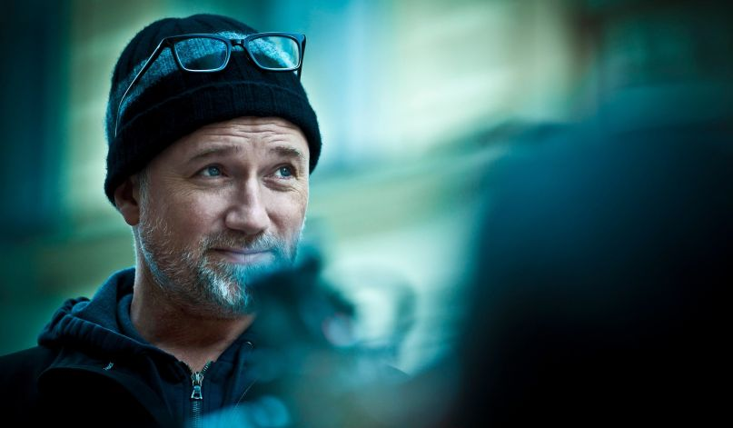 David Fincher announces first movie in five years