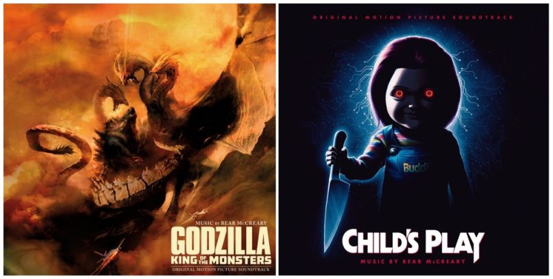 Godzilla x Child's Play (Waxwork Records)