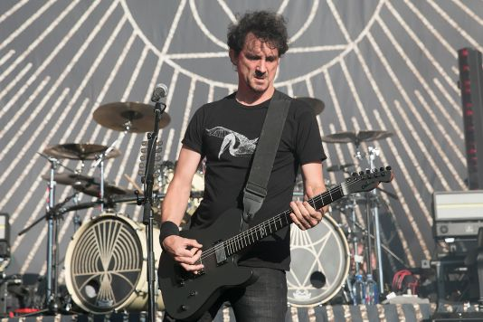 Gojira at Shoreline Amphitheatre