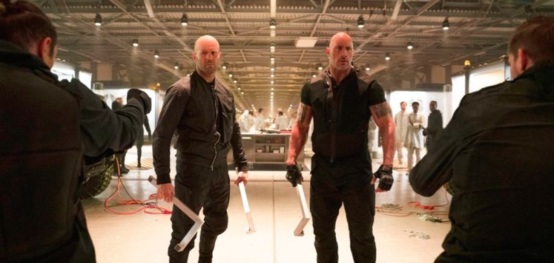 Hobbs and Shaw (Universal)