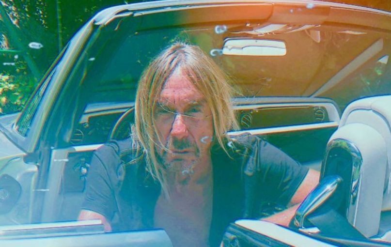 Iggy Pop announces new album Free