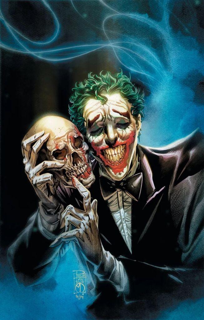 """""""The Joker: Year of the Villain #1"""""""