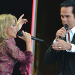 kylie minogue nick cave glastonbury 2019 video performance