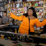 lizzo npr tiny desk concert video performance