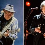 Neil Young x Bob Dylan
