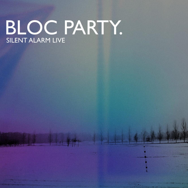 silent alarm live album artwork Bloc Party finally reveal Silent Alarm Live album: Stream