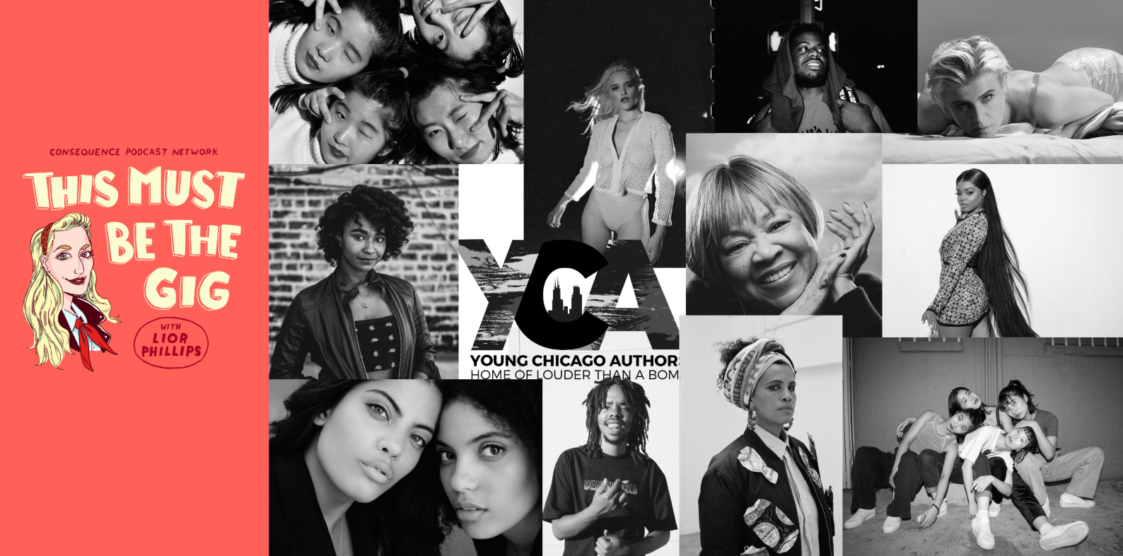 Pitchfork Music Festival and Young Chicago Authors Discuss