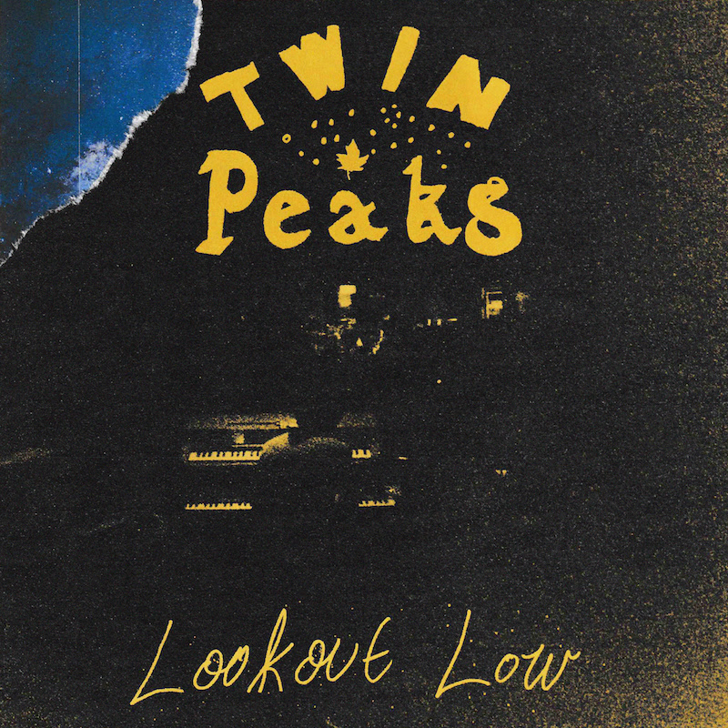 twin peaks lookout low album cover artwork Twin Peaks announce new album, Lookout Low, share Dance Through It: Stream