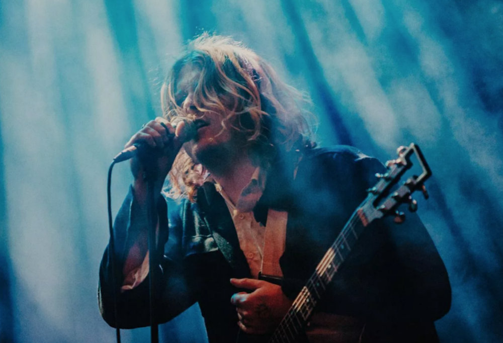 """Ty Segall offers tender, stripped-down new song """"Ice Plant"""": Stream"""