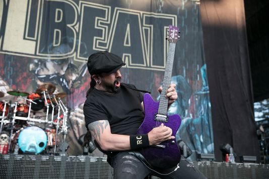 Volbeat at Shoreline Amphitheatre