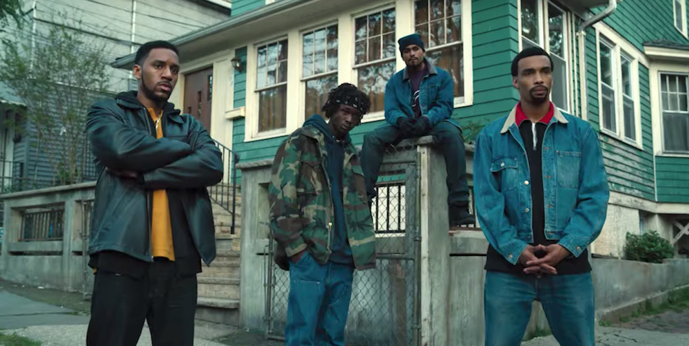 Watch the First Trailer for Wu-Tang: An American Saga