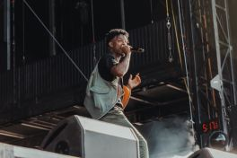 21 Savage at Lollapalooza 2019, photo by Nick Langlois