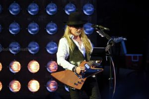 Alice in Chains perform at Jones Beach
