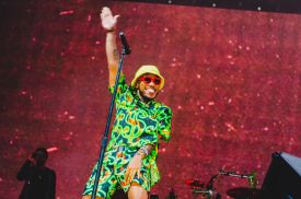 Anderson Paak and the Free Nationals Lowlands Ben Kaye