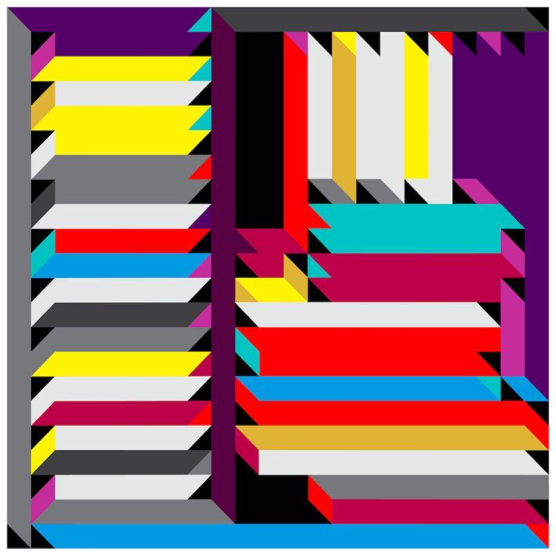 Battles Juice B Crypts album artwork