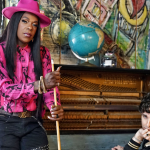 Big Freedia and Low Cut Connie 2019 tour azz across america Ben & Jerry's, photo by Michael Alford