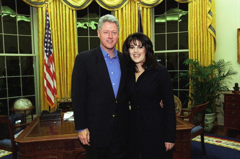 American Crime Story Impeachment Clinton Monica Lewinsky Producer