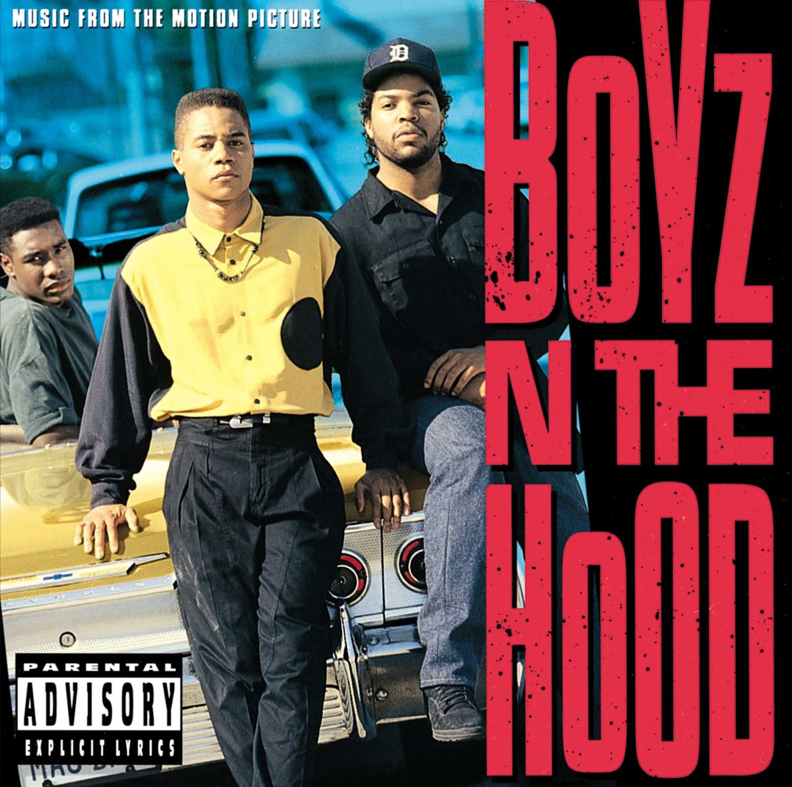 Boyz N the Hood soundtrack vinyl reissue