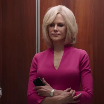 Charlize Theron, Nicole Kidman, Margot Robbie roger ailes fox news bombshell movie teaser trailer watch