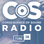 Consequence of Sound Radio Schedule August 12th TuneIn