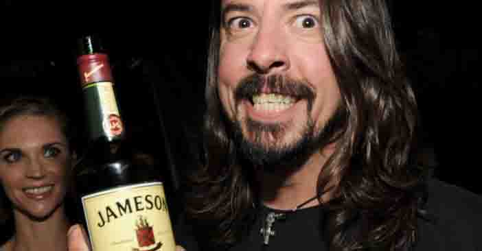 Dave Grohl reveals the secret to making friends