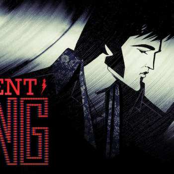 Elvis Presley Agent King Netflix TV series cartoon