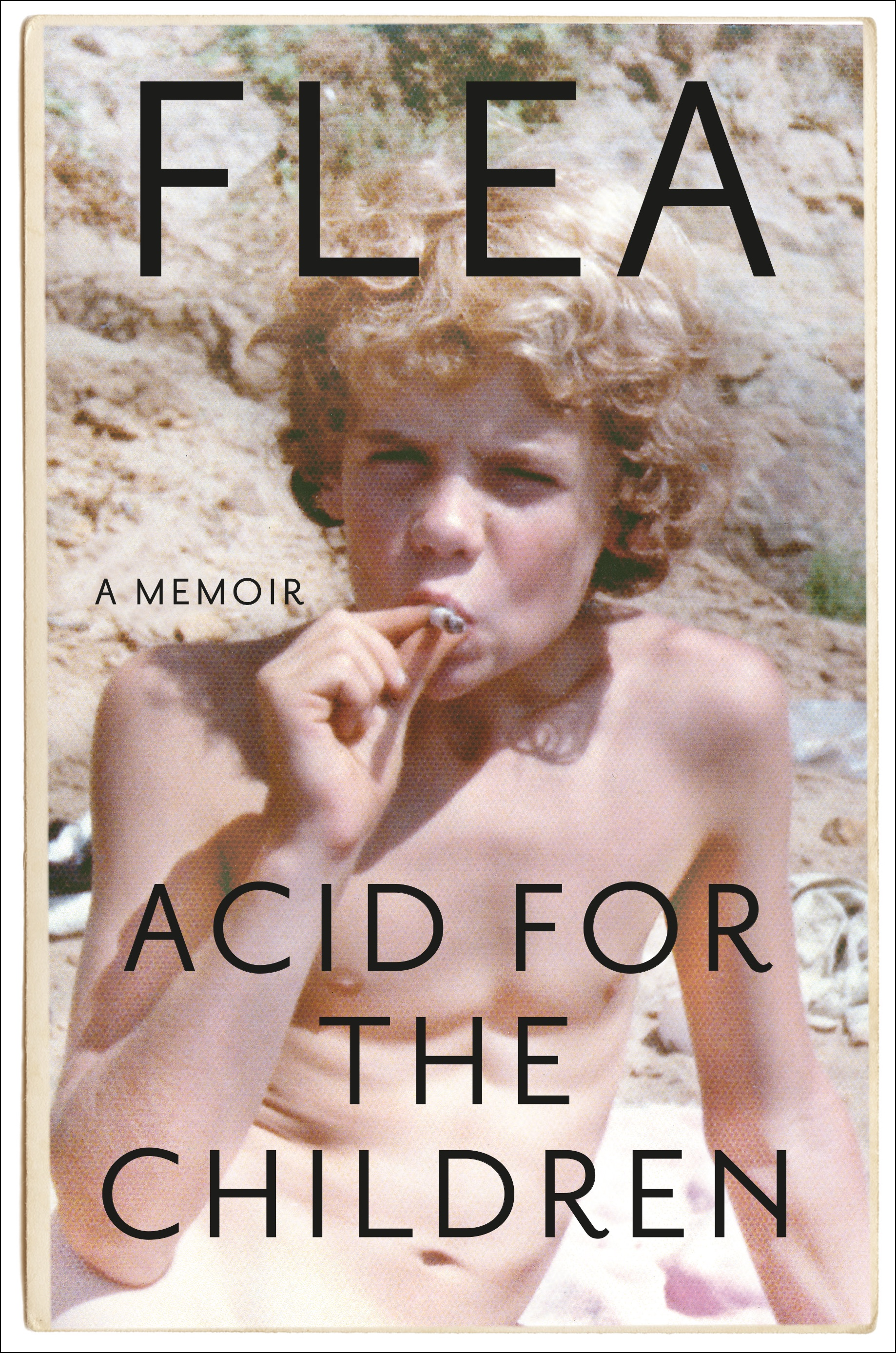 Flea Acid for the Children cover