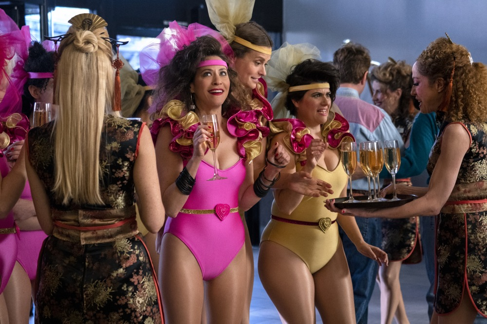 GLOW Season Three (Netflix)
