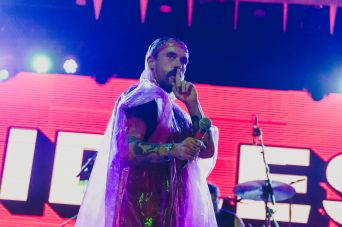 IDLES at Lowlands Festival 2019